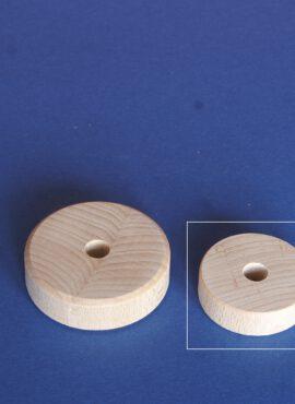 kleines Holzrad