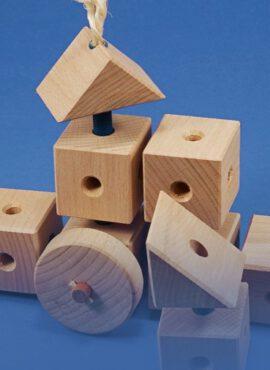 Holzbaukasten