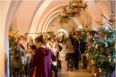 immung im Museum für Sächsische Volkskunst